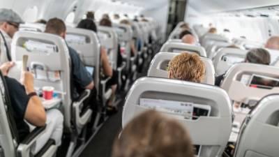 Я выйду! Пассажир рейса «Пермь-Москва» попытался открыть дверь при посадке