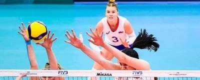 Юниорская женская сборная России по волейболу выиграла чемпионат мира