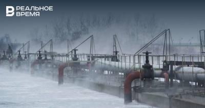 Первый этап реконструкции казанских очистных сооружений выполнен на 30%