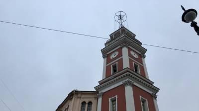 В Петербурге откроют для посещения Думскую башню на Невском проспекте