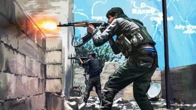 Боевики провели 35 обстрелов в идлибской зоне деэскалации