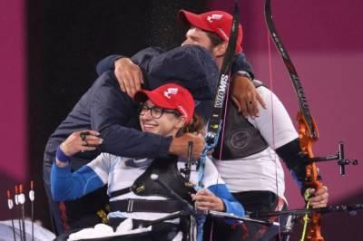 Путин поздравил российских лучников с победой на Паралимпийских играх