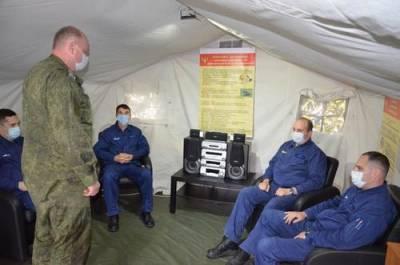 На Северном флоте прошли занятия по психологическому обеспечению полётов дальней авиации