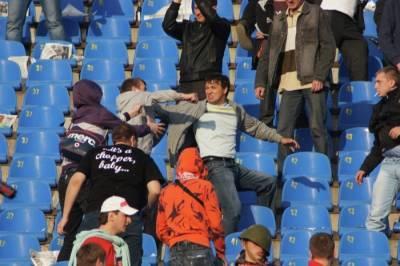 Уголовное дело возбудили после массовой драки футбольных фанатов в Твери