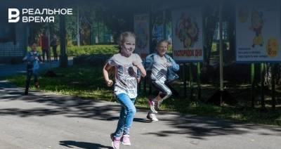 Метшин: после реконструкции вместимость летних детских лагерей Казани выросла в 2021 году с 50 до 75%