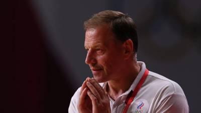 Алексеев покинул пост тренера женской сборной России по гандболу