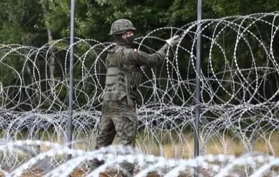 Экс-командир польского спецназа раскритиковал забор на границе с Беларусью