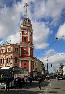 В Петербурге с 9 сентября для посещения откроется думская башня