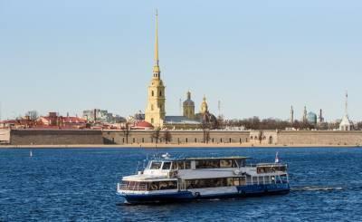 Экономика Петербурга получила от туристов 117 млрд рублей с начала года