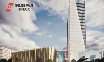 В центре Перми начали строить 26-этажный Radisson к 300-летию города
