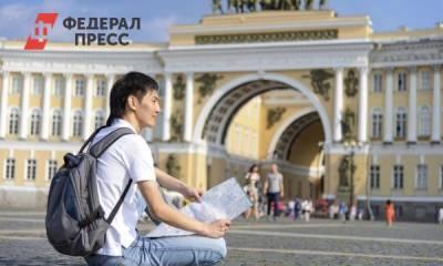 Туристическая отрасль в Петербурге может восстановиться к 2023 году