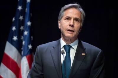 Блинкен: США работают над организацией новых вывозных рейсов из Кабула для американцев