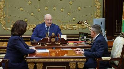"""Реально ли удвоить добычу нефти и зачем нужна """"крыша"""". Главное из заявлений Александра Лукашенко по """"Белоруснефти"""""""