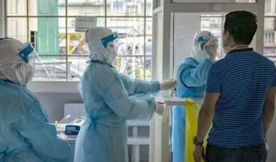 Впервые с июня выявлено менее 17,5 тысячи заболевших ковидом
