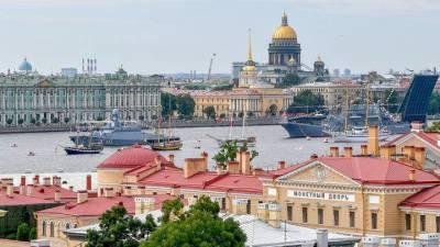 В МВД перечислили самые криминальные районы Санкт-Петербурга в 2021 году