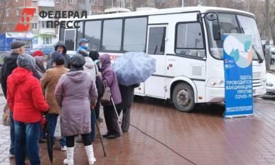 В Перми 8 сентября откроются пункты вакцинации от COVID у цирка и на набережной