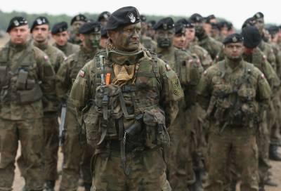 В ответ на российско-белорусские военные учения Польша перебросила к своим восточным границам 4 тысячи солдат