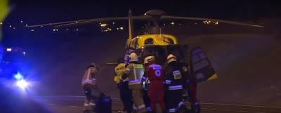 В Польше автобус с украинцами попал в серьезное ДТП: 7 пострадавших