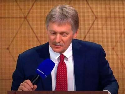 В Кремле отказались дать «конкретику» о причастности ЦРУ к задержанию под Минском 33 россиян
