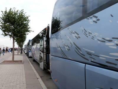 Петербург занял первое место в стране по количеству автобусов на сжиженном природном газе
