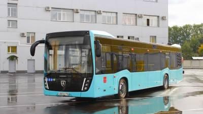 Петербург занял первое место в стране по количеству автобусов на газе