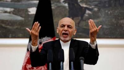 Перед бегством из Кабула президент Афганистана обещал США, что будет бороться с талибами насмерть