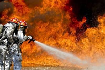 Три человека погибли при пожаре в Пермском крае