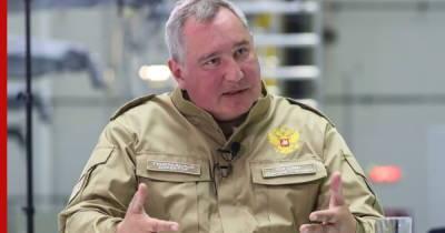 """Рогозин ответил казахскому бизнесмену, который отказался отдавать России """"Буран"""""""