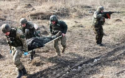 Боевики совершили обстрел в Луганской области, пострадали шесть украинских военных