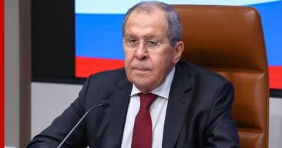 """Лавров назвал идею Киева о встрече глав МИД """"нормандской четверки"""" шизофренией"""