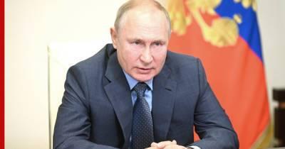 Путин назвал виновника нового кризиса в Афганистане