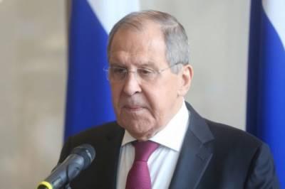 Лавров назвал шизофренией подход Украины к «нормандскому формату»