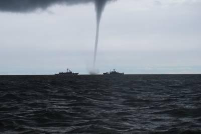 В Арктике начались крупные учения Северного флота России