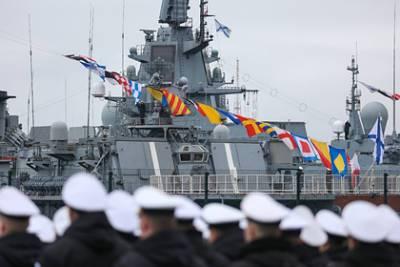 Северный флот приступил к учениям в Арктике