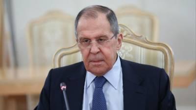 Лавров назвал «шизофренией» отношение Киева к нормандскому формату и Донбассу