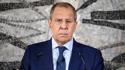Лавров назвал «шизофренией» заявление Кулебы о встрече по Донбассу