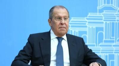 """Лавров назвал шизофренией идею Киева провести встречу в """"нормандском формате"""""""