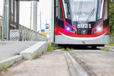 Петербург получит 24 млрд рублей из федерального бюджета на трамваи